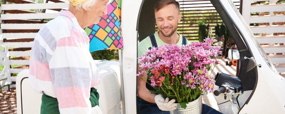 Livraison de fleurs Chantilly